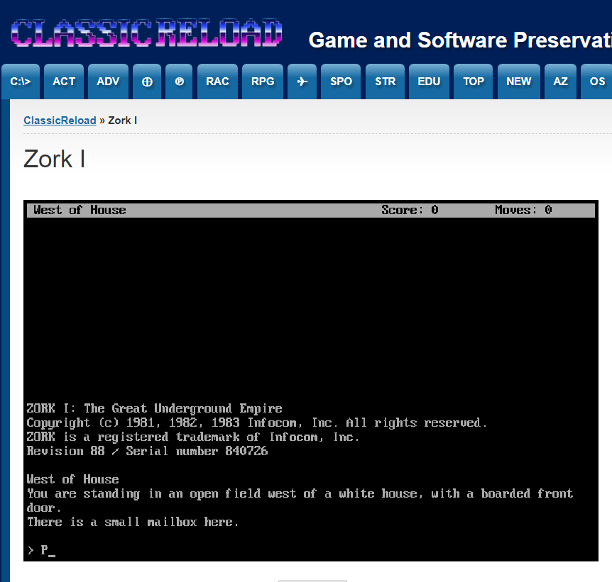 how to code with Zork